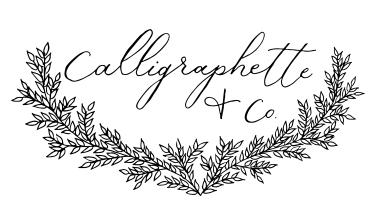 Calligraphette and Co