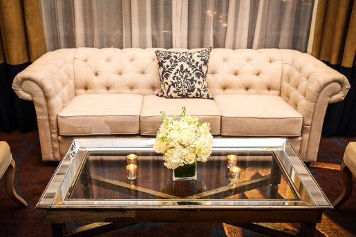 Lounge Furniture by Edge Floral Event Design