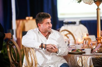 Steve Ornstein, Owner, Edge Floral Event Design