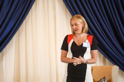 Keynote Speaker, Heidi Elnora