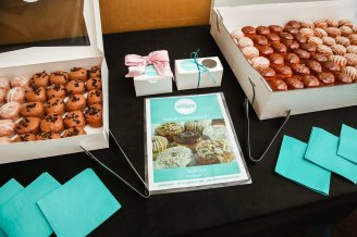 Some yummy goodies from our friends at District Doughnuts