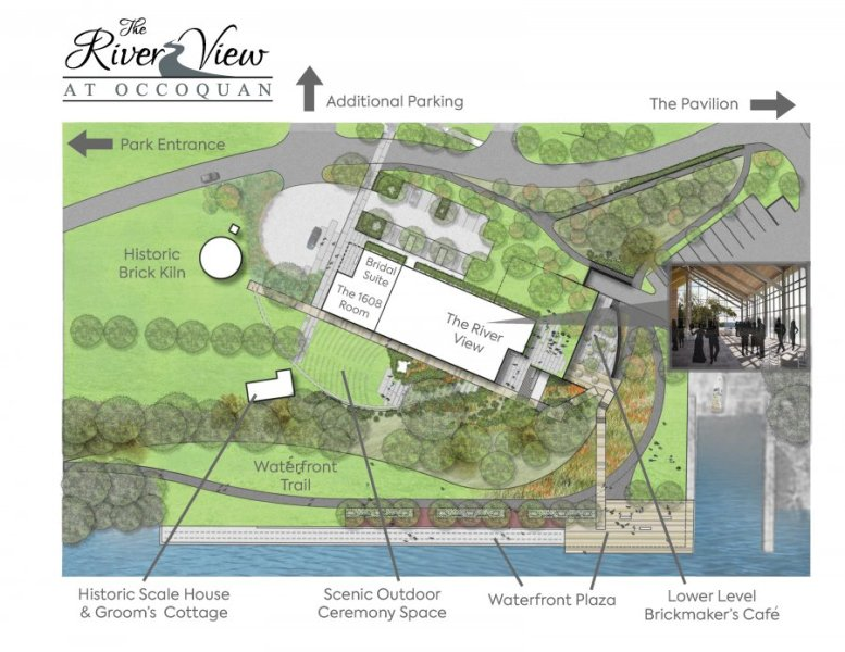 River View Layout