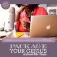 package your genius podcast