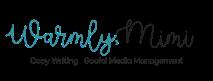 Warmly, Mimi Logo Large